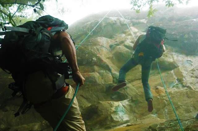 Hiking and Rappelling Circuit in Boquete, Panama